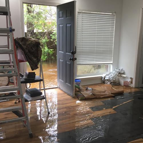 Flood Damage Restoration Massachusetts MA